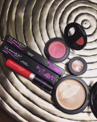 New Beauty Line: Glamazon Beauty by Kim Baker