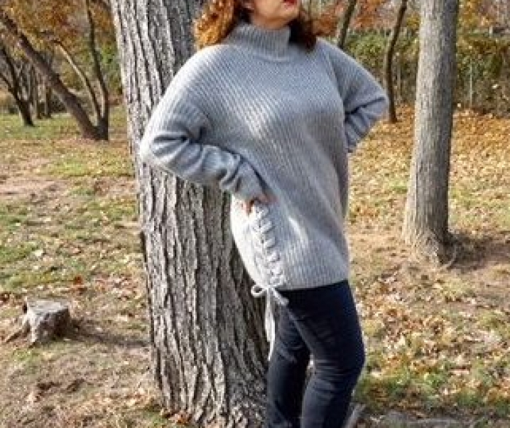 How to Style This Target Mossimo Sweater 4 Ways