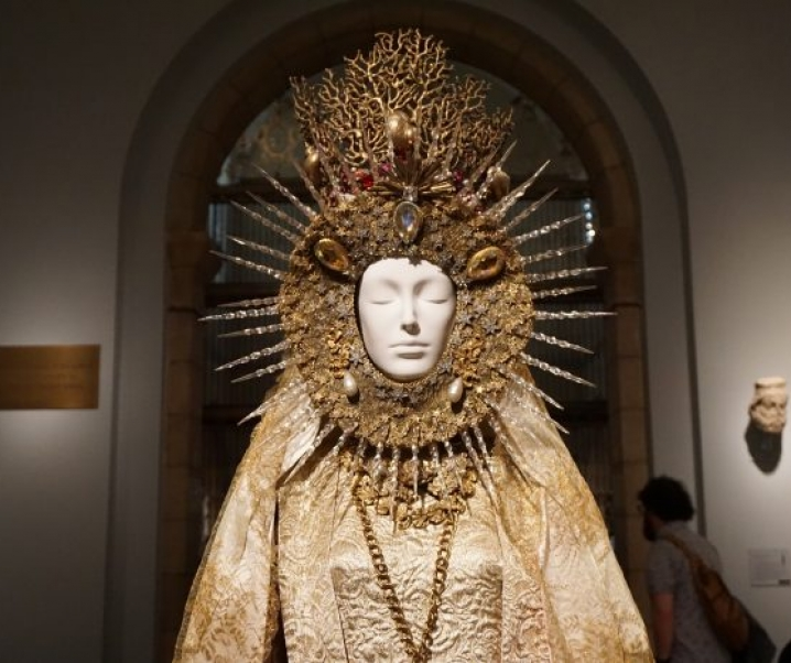 Heavenly Bodies: Fashion and the Catholic Imagination Part 2