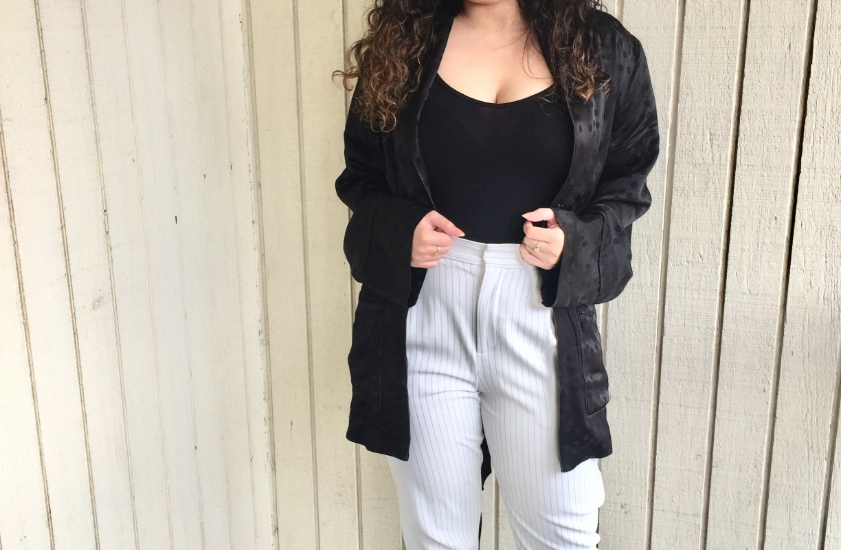 5 Ways to Wear the Robe Top Trend
