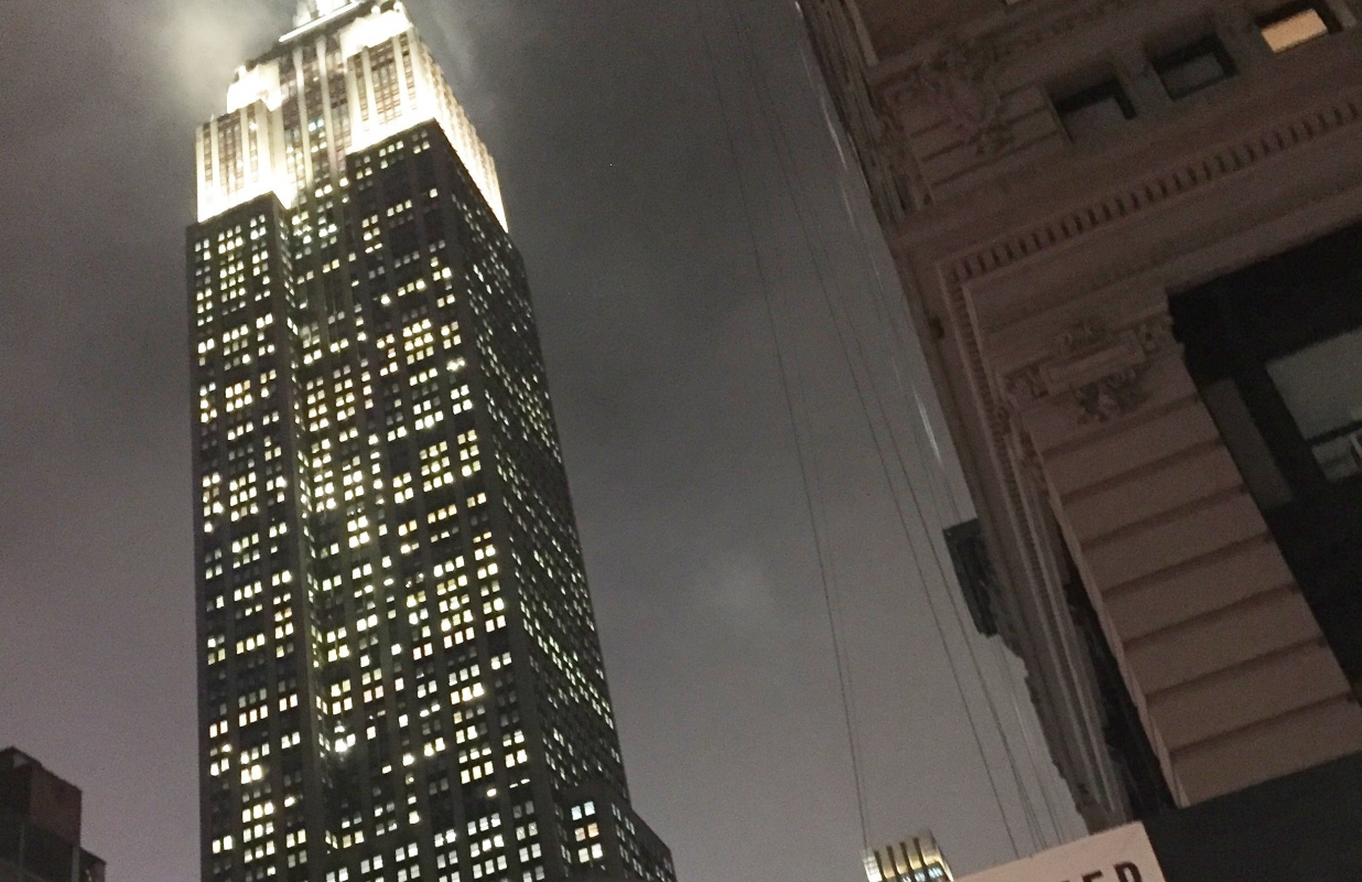 Visitando la ciudad de Nueva York