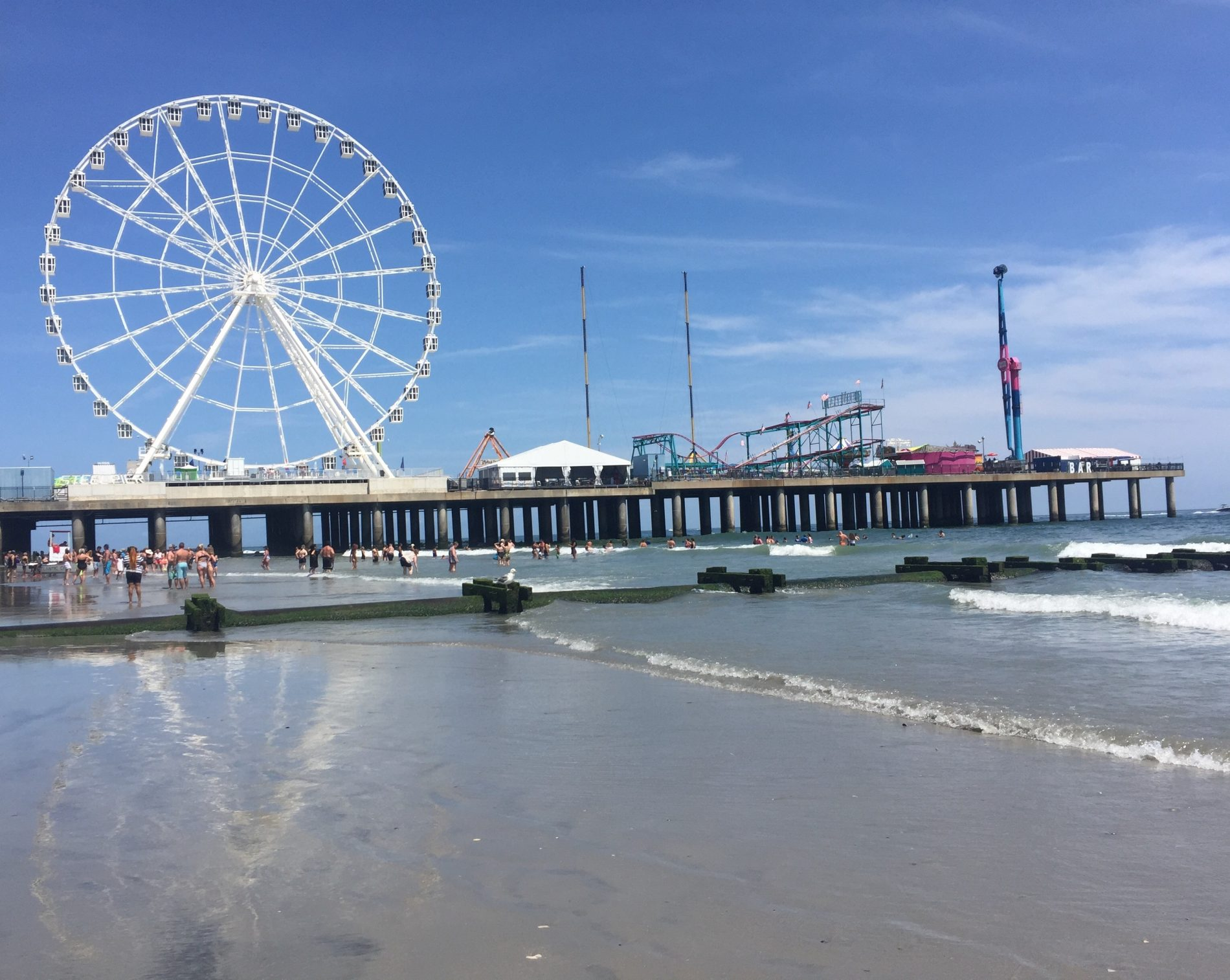 Stay-cation in Atlantic City
