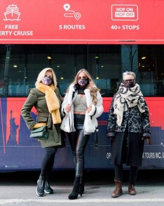 Celebrando la Semana de la Moda con Times Square Fashion Week en New York