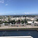 view from Castillo Serralles