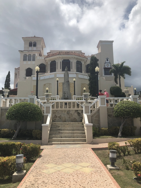 Visiting Ponce and Castillo Serralles
