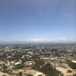 views from the top of La Cruceta