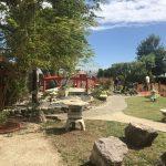 Japanese Garden across from La Cruceta